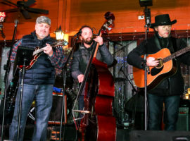 Le Grand Frisson - The Pickin' Party Bluegrass Band
